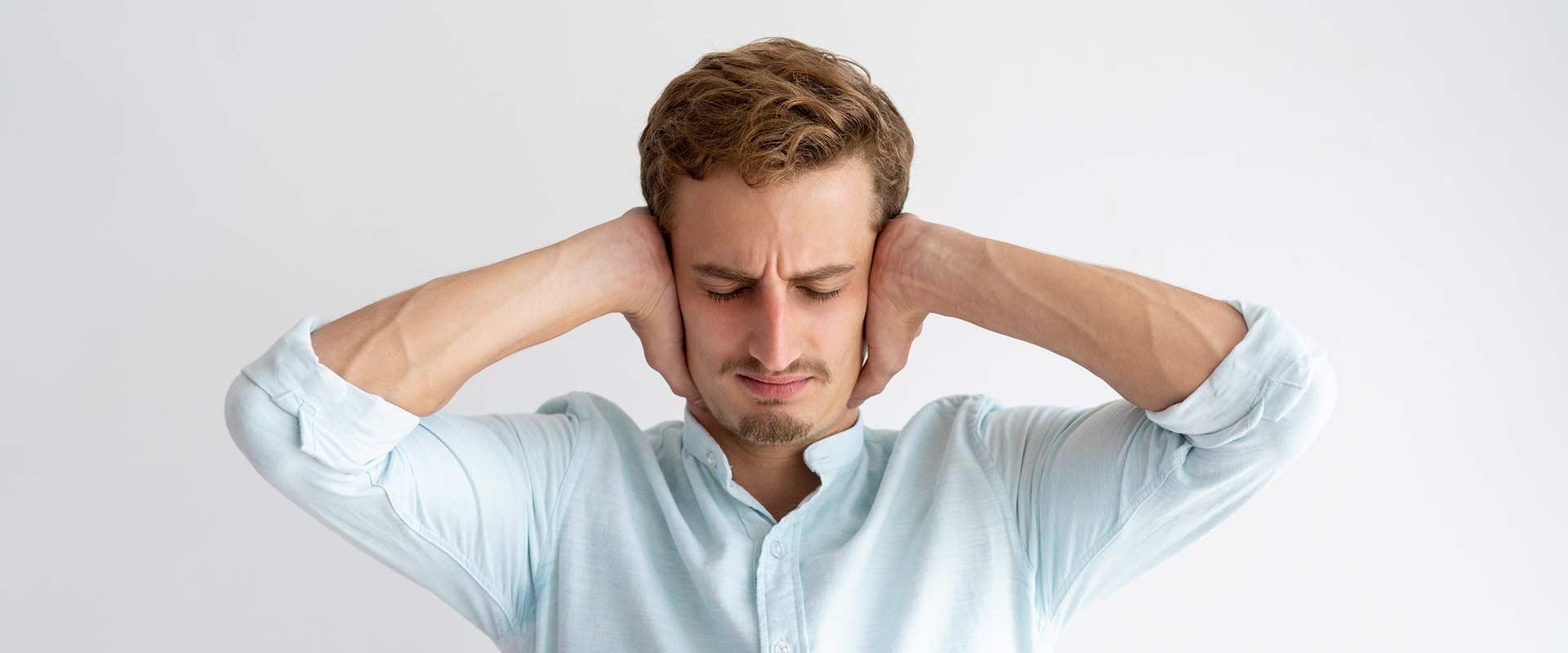 دلایل وزوز گوش و نحوه درمان?