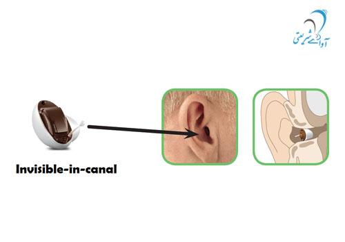 کلینیک آوای شریعتی-سمعک - Insio hearing aid